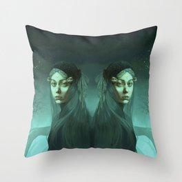 Opsis Throw Pillow