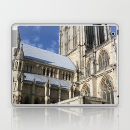 York Minster, England Laptop & iPad Skin
