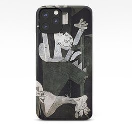 GUERNICA #2 - PABLO PICASSO iPhone Case