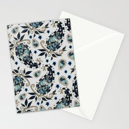 Paisley obsessions I Stationery Cards