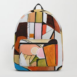 Abstract Beginning Backpack