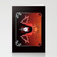gothic Stationery Cards featuring Gothic by JadeGordon