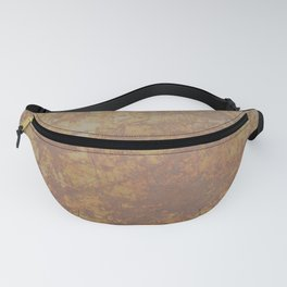 Rusted Metal Sheet Fanny Pack