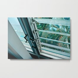 Hey Jalousy Metal Print