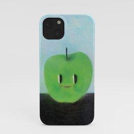 Happy Happy Granny Smith iPhone Case