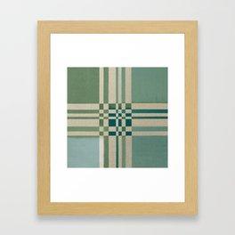 New Urban Intersections 01 Framed Art Print