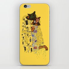 The Kiss Cats iPhone & iPod Skin
