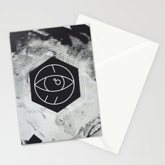 Moon Eye Stationery Cards