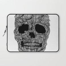 Skull No.9 Pluma Laptop Sleeve
