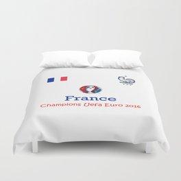 Champion Uefa Euro 2016 France Duvet Cover