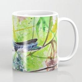 Hummingbird Nest Coffee Mug