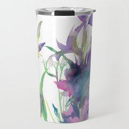 Campanula & Mallow Travel Mug