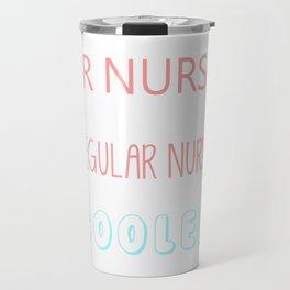 ER Nurse Travel Mug
