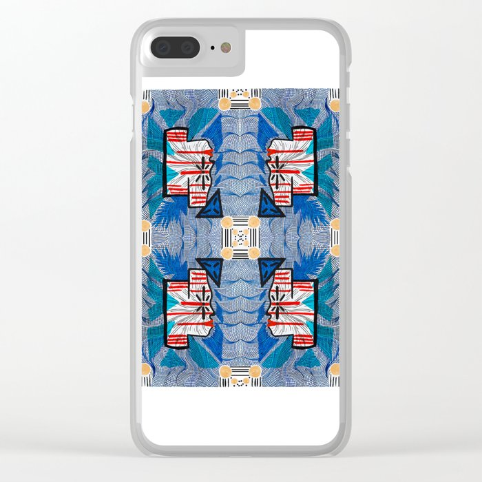 That Love Will Kill You Clear iPhone Case