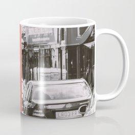 Phony in Red Coffee Mug