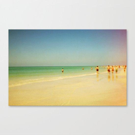 Siesta #1 Canvas Print