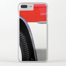 Drives Like A Cadillac Clear iPhone Case