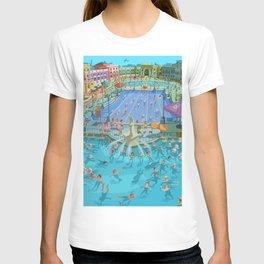 Szechenyi bath Budpest T-shirt