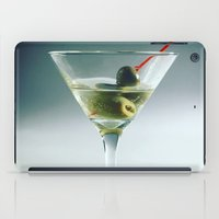 martini iPad Cases featuring Martini by Kimpressions