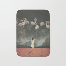 Hanging on to a Dream Bath Mat