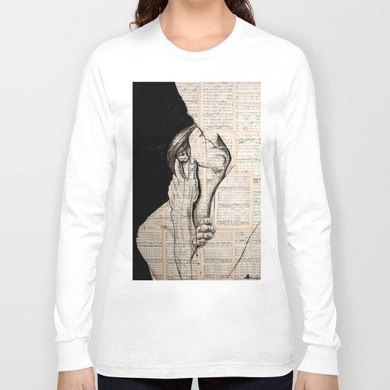 Pretty love Long Sleeve T-shirt