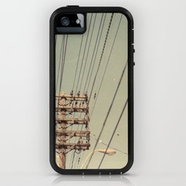 wire iPhone Case