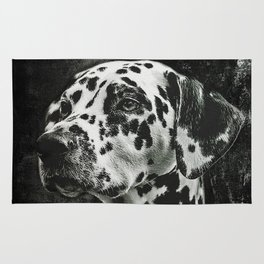 The Best Friends - Dalmatian Rug
