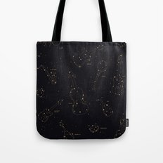 Heavens Music Tote Bag