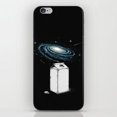 Milky Galaxy iPhone & iPod Skin