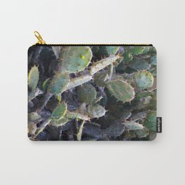 Mexican Cactus Carry-All Pouch
