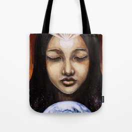 Shine Your Light for the World to See Tote Bag