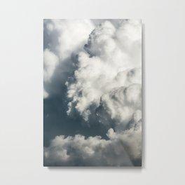 Cumulonimbus Clouds 6 Metal Print