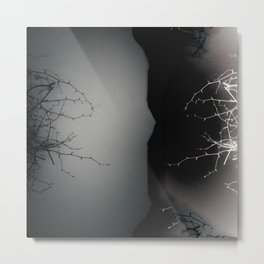 Branching Into Darkness Metal Print