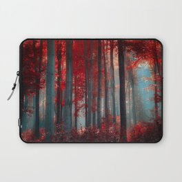 Magical trees Laptop Sleeve