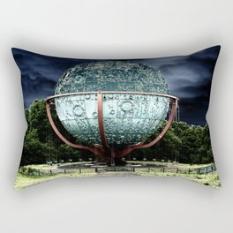 Swing Around The world Rectangular Pillow