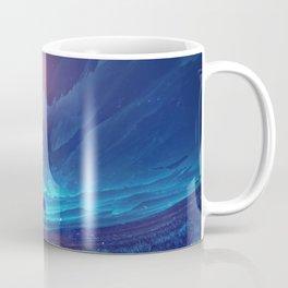 Stellar collision Coffee Mug