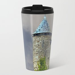 Small Tower of Mont St. Michel Travel Mug