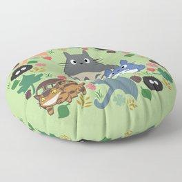 Troll Wreath Floor Pillow