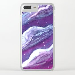chunk of sky #3 Clear iPhone Case