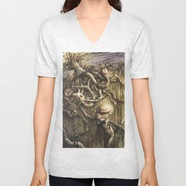 Root of Bitterness Unisex V-Neck
