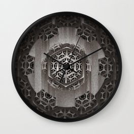 Cog Of The Machine Wall Clock