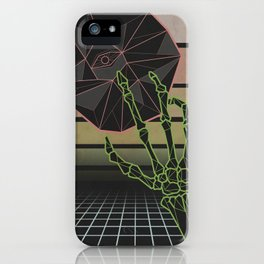Lunar Phase iPhone Case