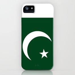 Flag of Pakistan iPhone Case