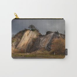 Dinas Rock at Pontneddfechan Carry-All Pouch