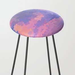 Candy Sea Counter Stool
