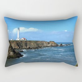 Point Arena Lighthouse Rectangular Pillow