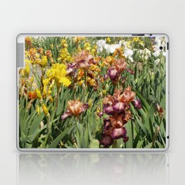 Iris Flowers Laptop & iPad Skin