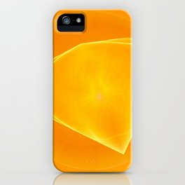 Goldstone iPhone Case