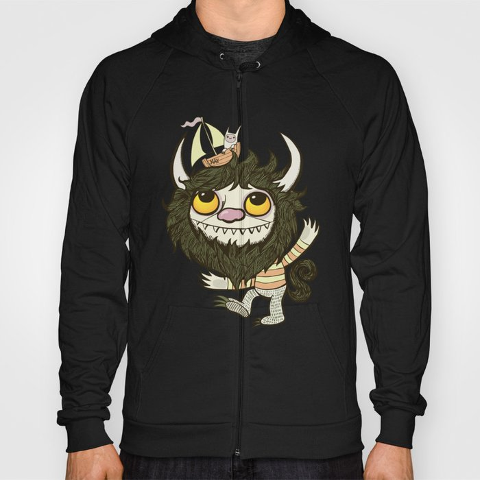 An Ode To Wild Things Hoody