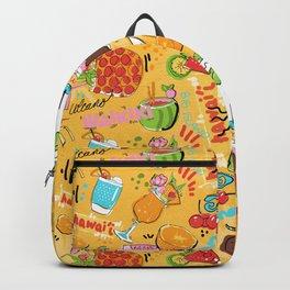 Tropical Libations Backpack